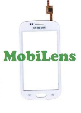 Samsung S7500 Тачскрин (сенсор) белый, фото 2