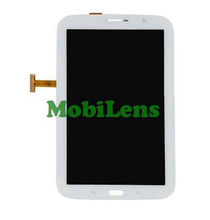Samsung N5100, N5110 Galaxy Note 8.0 (версия 3G) Дисплей+тачскрин(модуль) белый, фото 2
