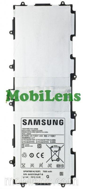 Samsung N8000, SP3676B1A, N8013, P5100, P5110, P7500, P7510 Аккумулятор