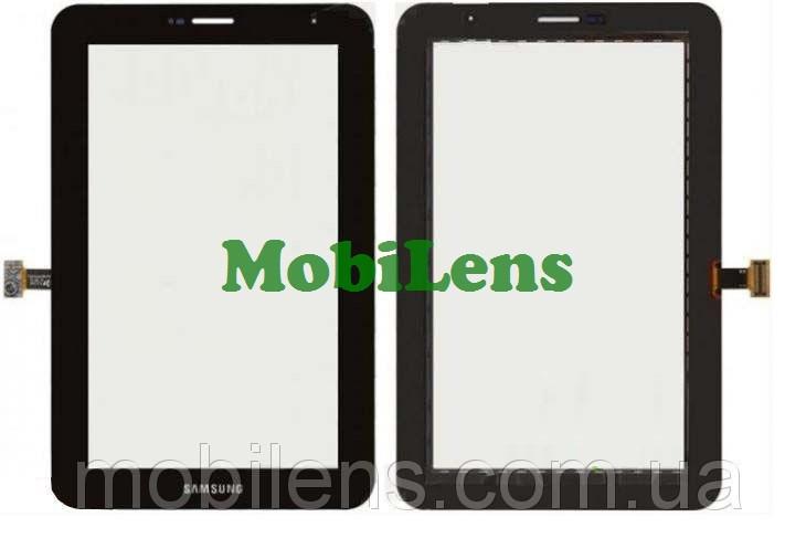 Samsung P3100, P3113 Galaxy Tab 2 (версия 3G) Тачскрин (сенсор) черный