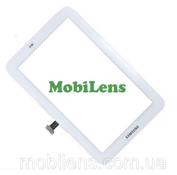 Samsung P3100, P3113 Galaxy Tab 2 (версия 3G) Тачскрин (сенсор) белый