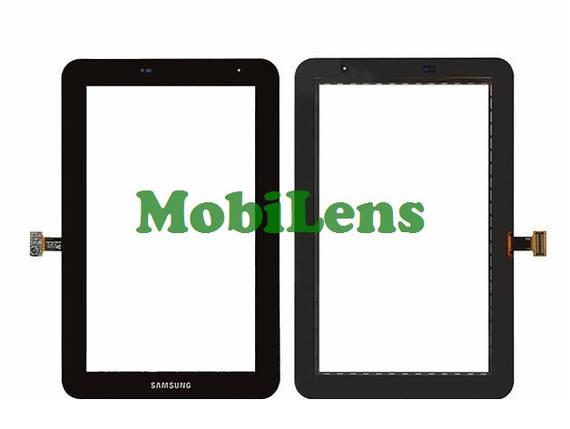 Samsung P3110, Galaxy Tab 2 (версия Wi-Fi) Тачскрин (сенсор) черный, фото 2