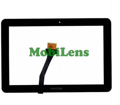 Samsung P5100, Rev02, Rev07, Galaxy Tab 2 10.1, P5110, N8000 Galaxy Note, N8010, N8013 Тачскрин (сенсор) черный, фото 2