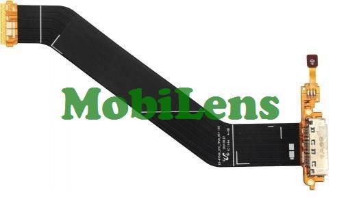 Samsung P5100, Galaxy Tab 2 10.1, P5110 Шлейф с разъемом зарядки и микрофоном, фото 2