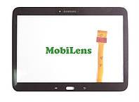 Samsung P5200, P5210 Galaxy Tab 3 Тачскрин (сенсор) черный