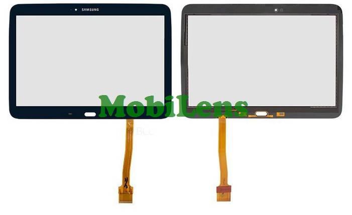 Samsung P5200, P5210 Galaxy Tab 3 Тачскрин (сенсор) темно-синий, фото 2