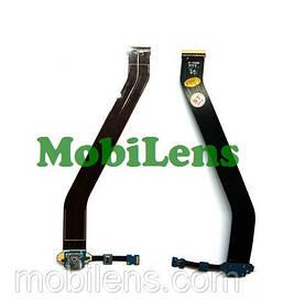 Samsung P5200, Galaxy Tab 3, P5210, P5220 Шлейф с разьемом зарядки и микрофоном