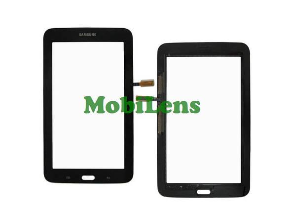 Samsung T110, T113, T115 Galaxy Tab 3 Lite 7.0 (версия Wi-Fi) Тачскрин (сенсор) черный, фото 2