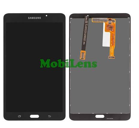 Samsung T280, Galaxy Tab A 7.0 (версия Wi-Fi) Дисплей+тачскрин(модуль) черный, фото 2