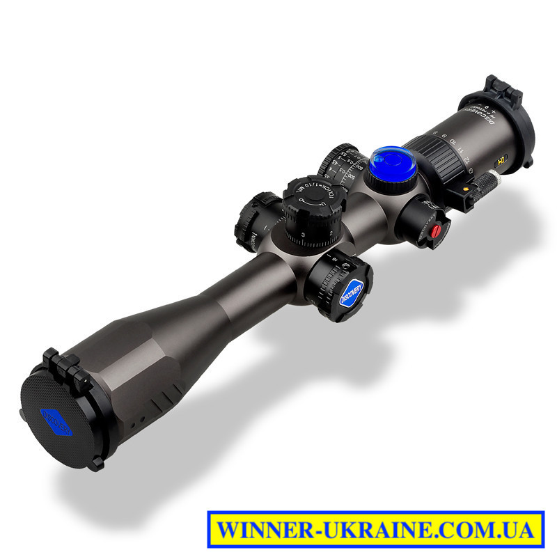 Оптический прицел Discovery HI FFP 4-14х44 SF