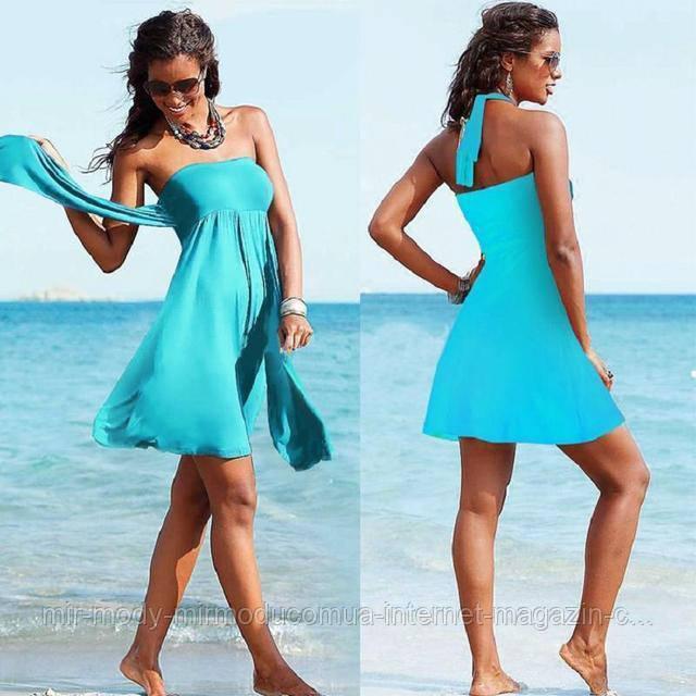 Пляжное платье AL7034 -20  9 цветов