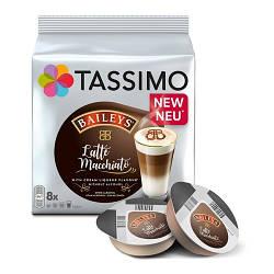 Кофе в капсулах Tassimo Latte Macchiato Baileys 16 капсул (8 порц.) Германия (Тассимо)