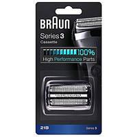 Режущий блок + сетка Braun Series 3 21B
