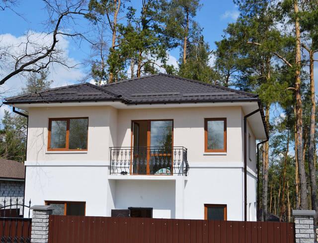 Естественная вентиляция дома 150 м2.