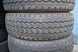 Шины б/у 215/75 R16С Bridgestone R623, ЛЕТО, комплект+одна, фото 3