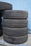 Шины б/у 215/75 R16С Bridgestone R623, ЛЕТО, комплект+одна, фото 2