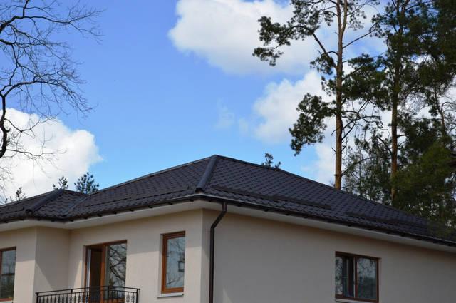 Монтаж естественной вентиляции двухэтажного дома.