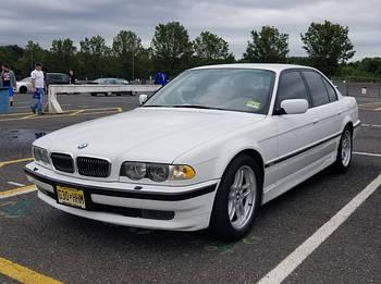 BMW 7 1994-2001 (E38)