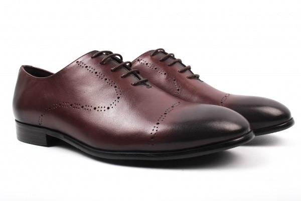 Туфли Salenor натуральная кожа, цвет коричневый