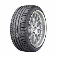 Летние шины Continental ContiSportContact 3 205/45 R17 84V Run Flat SSR *
