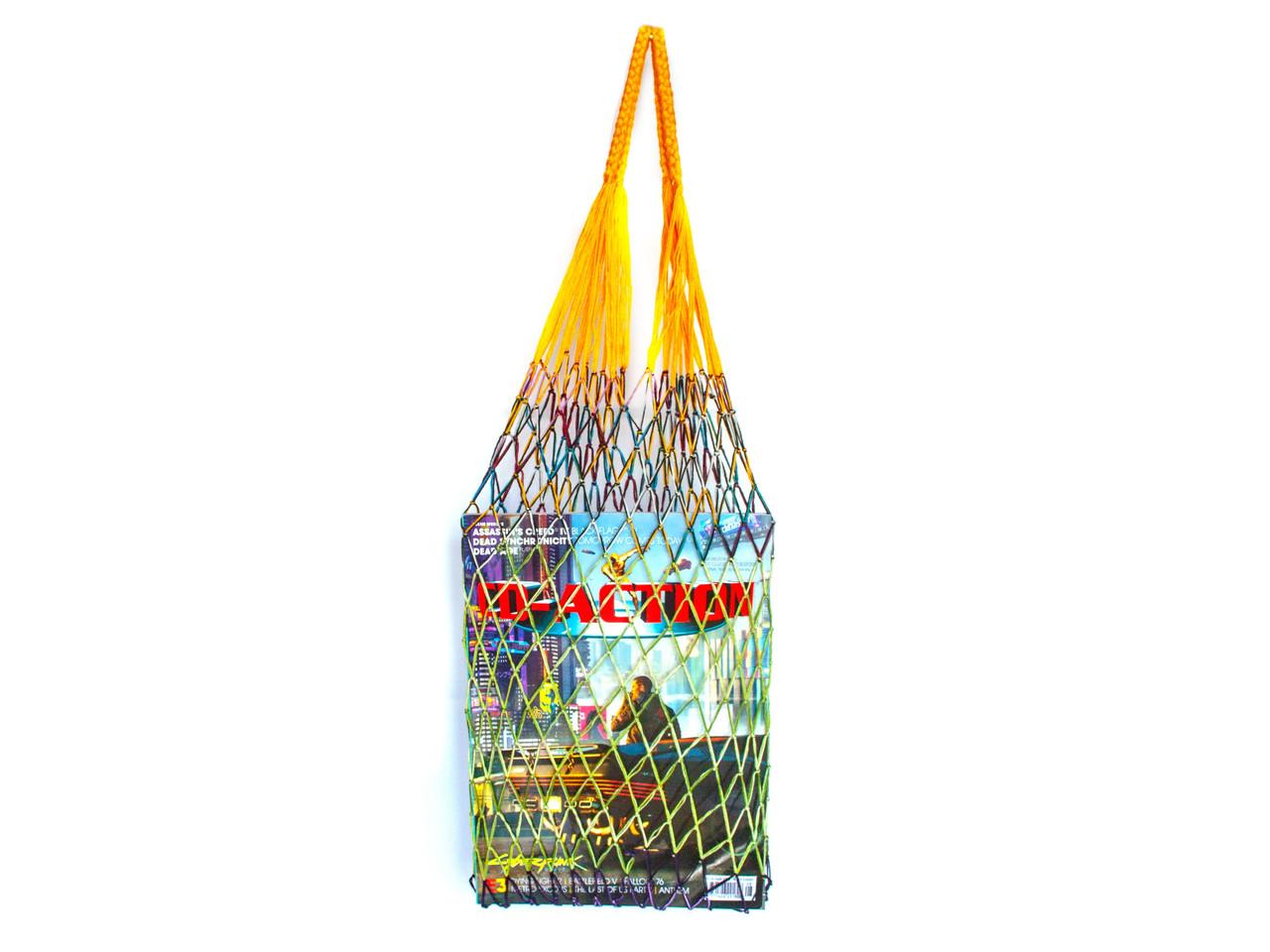 Французская сумка  - Эко сумка -  Эксклюзивная сумка - Шопер сумка