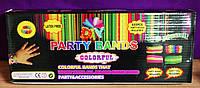 Резиночки разноцветные Rainbow Loom 600 шт