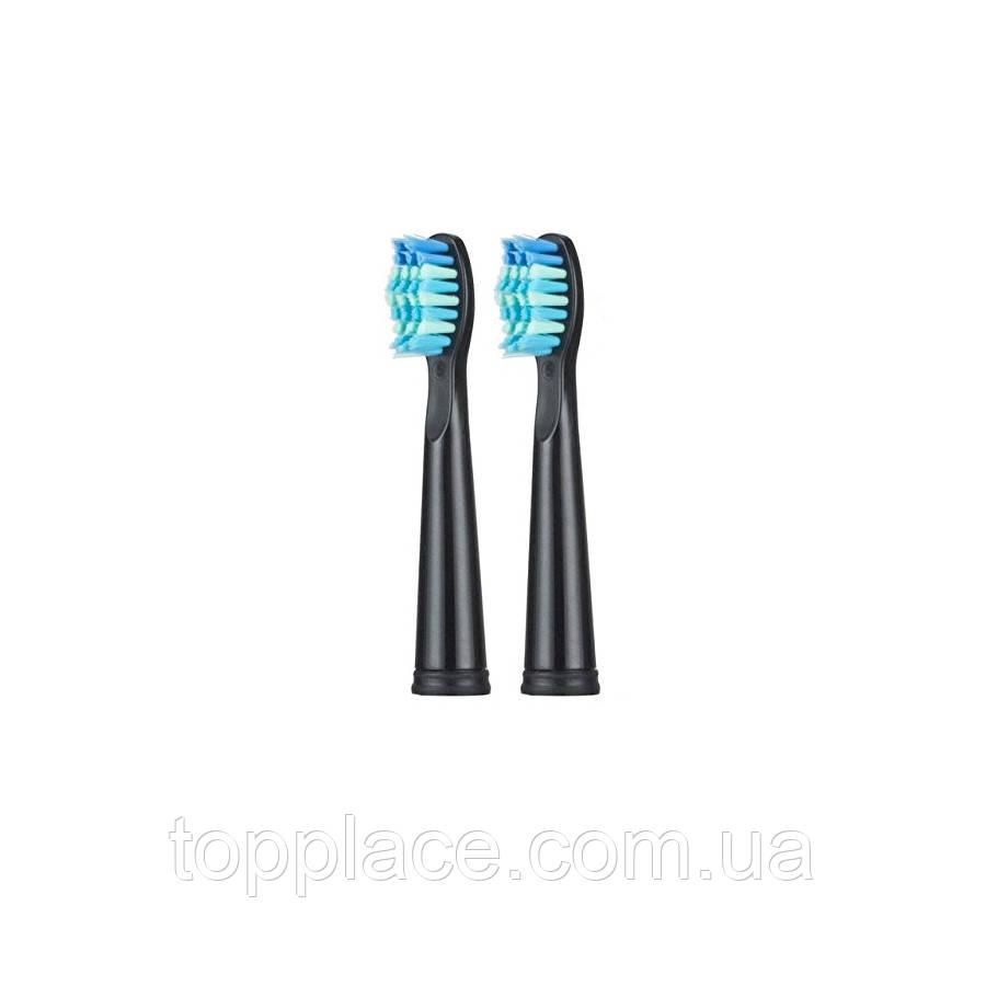 Насадки для электрической зубной щетки Seago 010-8, Black (K1010050224)