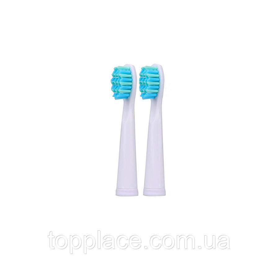 Насадки для электрической зубной щетки Seago 010-8, White (K1010050225)