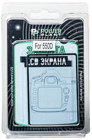 Защита экрана PowerPlant для Canon 550D