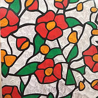 Самоклейка, Patifix, германия, цветная, витражная для стекол, 45 cm
