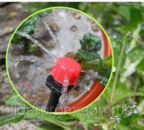"""Набор для капельного полива малины, кустов, деревьев """"Многолетка 50"""" (223 предмета), фото 2"""