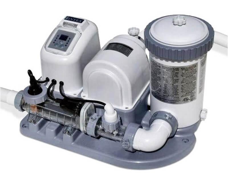 Хлоргенератор Intex 28674 220V-240V для дезинфекции воды