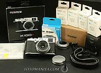Fujifilm X100T + аксесуари. Пробіг камери - 7600 кадрів., фото 1