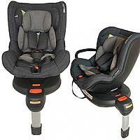 Детское автокресло Welldon Safe Rotate FIX (графитовый/серый) IG03-S95-001