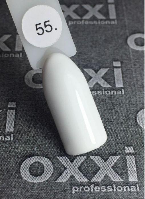 Гель лак OXXI № 055
