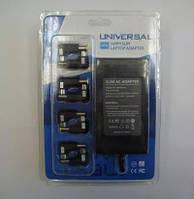 Универсальный блок питания для ноутбуков PowerPlant LCD 12V+220V, 90W