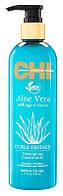 Кондиционер для вьющихся волос CHI Aloe Vera Detangling Conditioner, 340 мл.