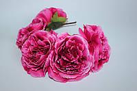 Аксессуары ручной работы украшения для волос ободок из цветов, заколка стильная, обруч, подарок на 8 марта