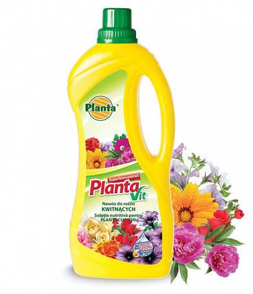 ТМ PLANTA Удобрение для Цветущих растений 250 мл, фото 2