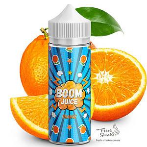 Жидкость для Электронных Сигарет BOOM Juice 120 мл Orange, 1.5 мг