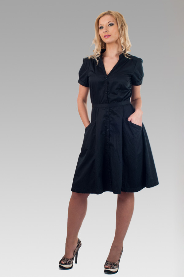 Женское платье (42-60)  8006
