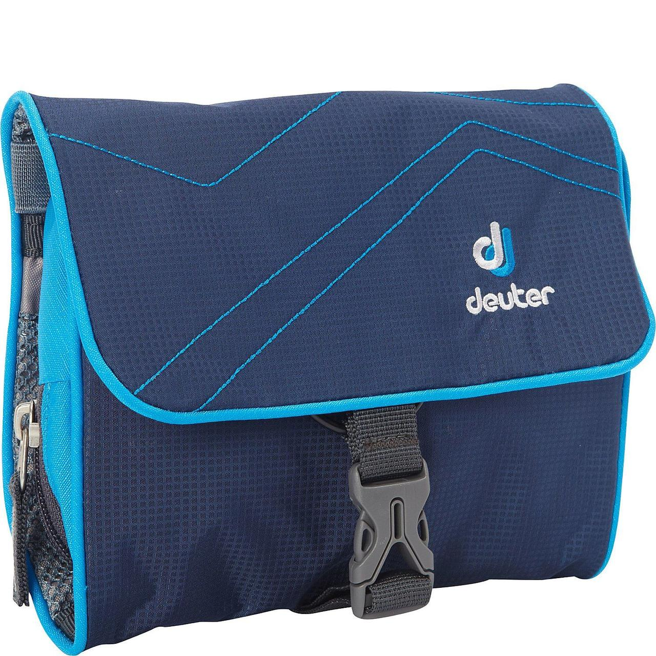 Несессер Deuter Wash Bag I midnight-turquoise (39414 3306)