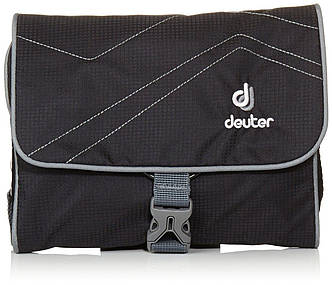 Несессер Deuter Wash Bag I black-titan (39414 7490)