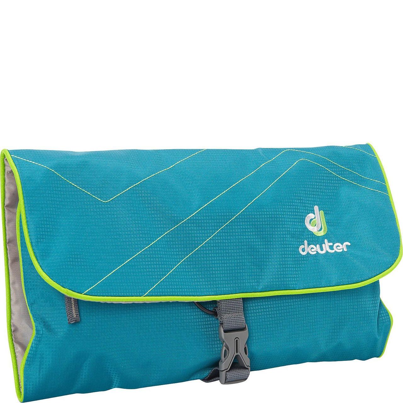 Несессер Deuter Wash Bag II petrol-kiwi (39434 3214)