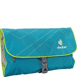 Несесер Deuter Wash Bag II petrol-kiwi (39434 3214)