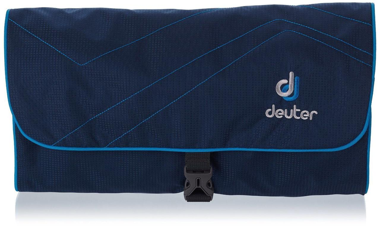 Несессер Deuter Wash Bag II midnight-turquoise (39434 3306)