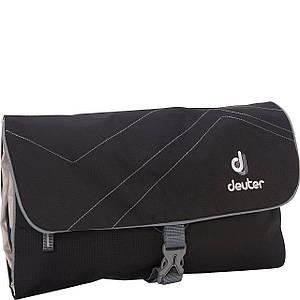 Несесер Deuter Wash Bag II black-titan (39434 7490)