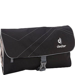 Несессер Deuter Wash Bag II black-titan (39434 7490)