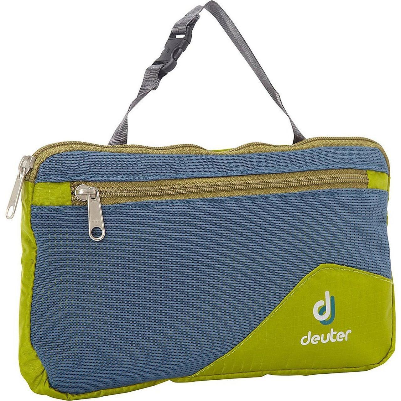 Несессер Deuter Wash Bag Lite II moss-arctic (3900116 2308)