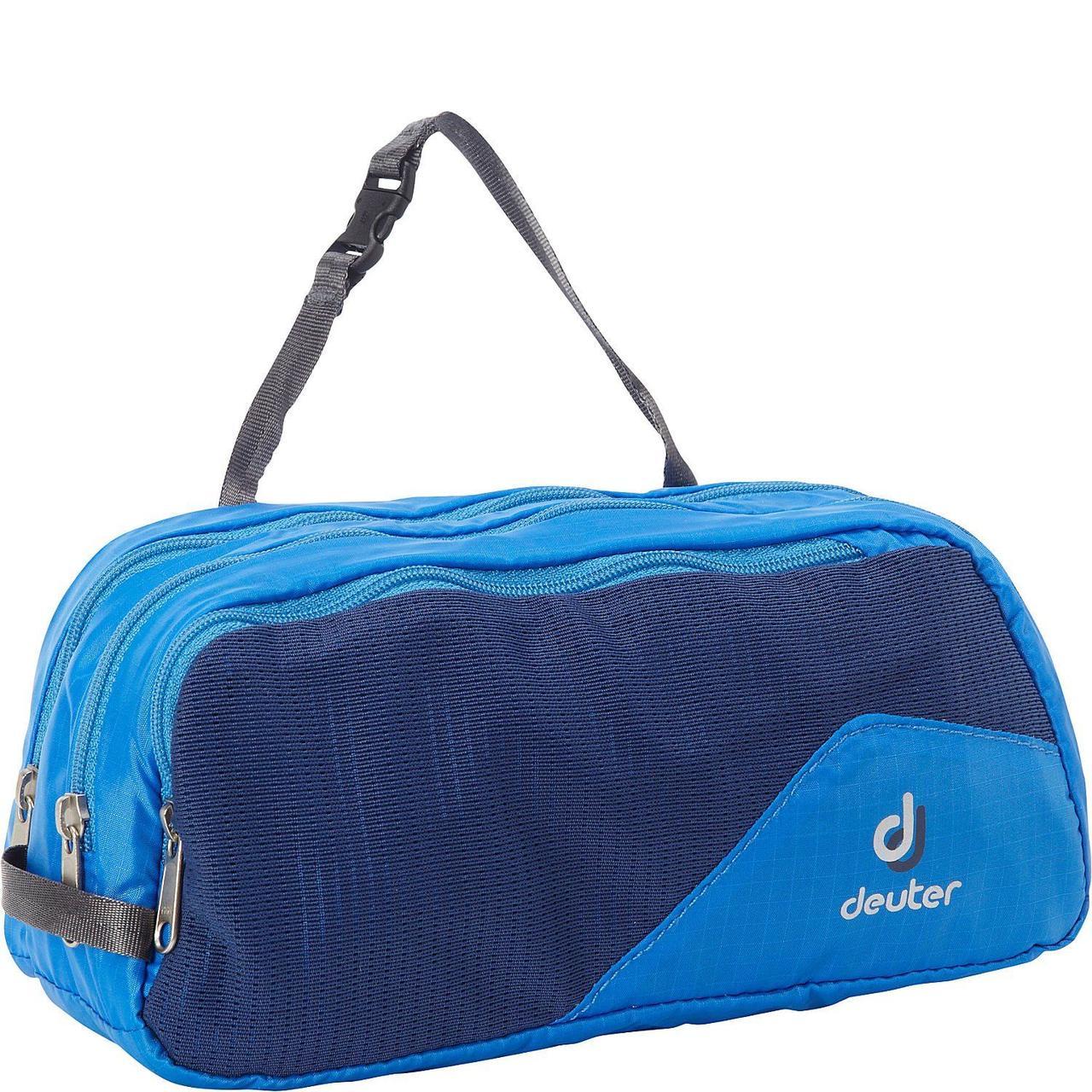 Несессер Deuter Wash Bag Tour III coolblue-midnight (39444 3333)